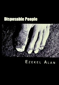 Front cover of Disposable People by Ezekel Alan
