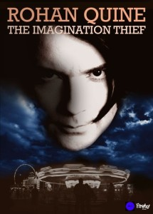 27HE IMAGINATION THIEF by Rohan Quine - cover