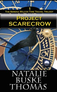 Cover of Project Scarecrow by Natalie Buske Thomas