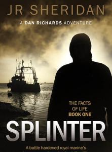 Cover image of Splinter by J R Sheridan