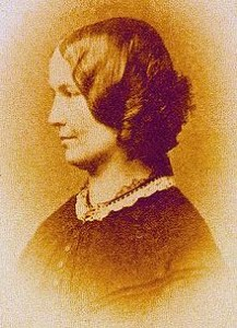 Photo of Charlotte Bronte