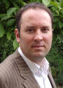 headshot of Ben Cameron