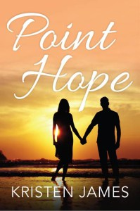 Cover of Point Hope by Kristen James