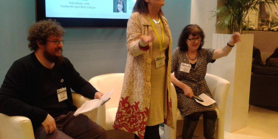 ALLi Book Launch: Opening Up To Indie Authors