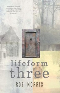 Cover of Roz Morris's second novel, Lifeform Three
