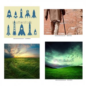 Shortlist selection of images