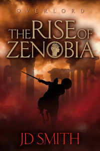 Cover of Jane's latest book, The Rise of Zenobia