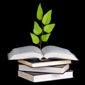 Chorleywood Literature Festival logo