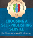 Cover of 2014 edition of Choosing A Self-Publishing Service