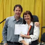 Mark Coker & Orna Ross, Indie Author Award