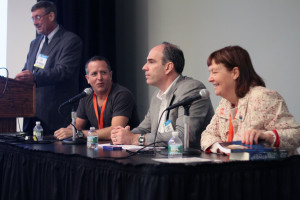 Choosing Your Publshing Pathway panel, UPublishU Conference, BEA 2014