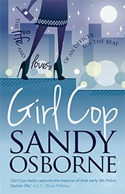 Cover Image Of Girl Cop By Sandy Osborne