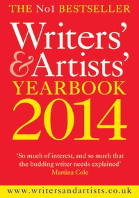 Cover Of Writers' & Artists' Yearbook 2014