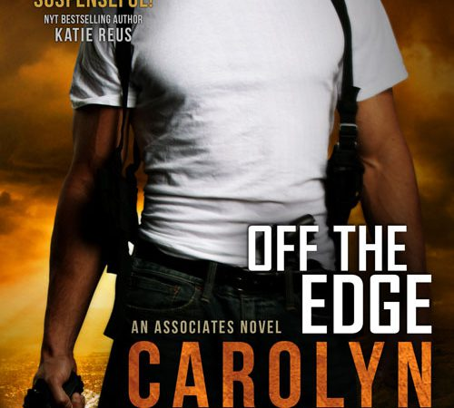 Cover Of Off The Edge By Carolyn Crane