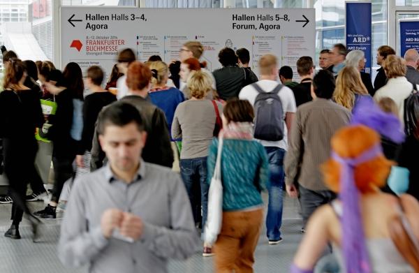Spot the opportunities at Frankfurt Book Fair