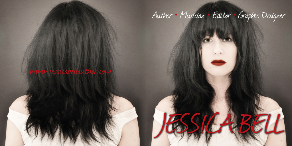 Cover of Jessica Bell's catalogue