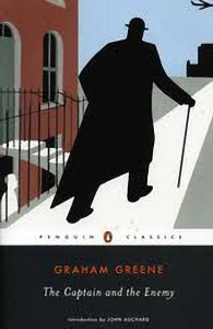 Cover of The Captain and His Enemy by Graham Greene