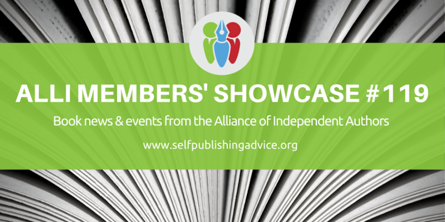 Alliance Of Independent Authors Members' Showcase #119