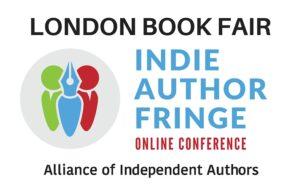 New IAF Logo for London Book Fair