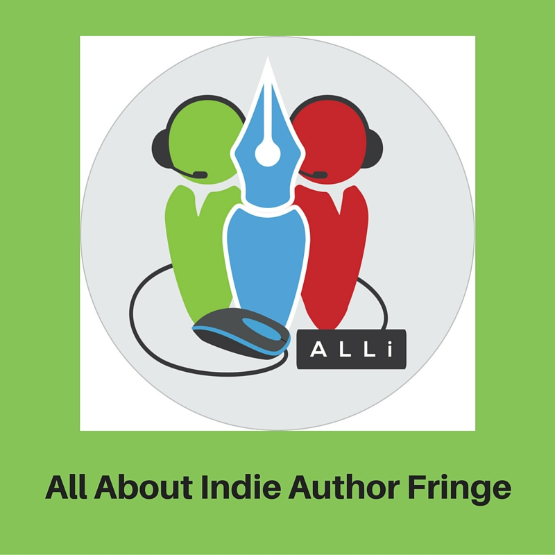 All About Indie Author Fringe
