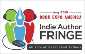 Book Expo America logo BEA Indie Author Fringe