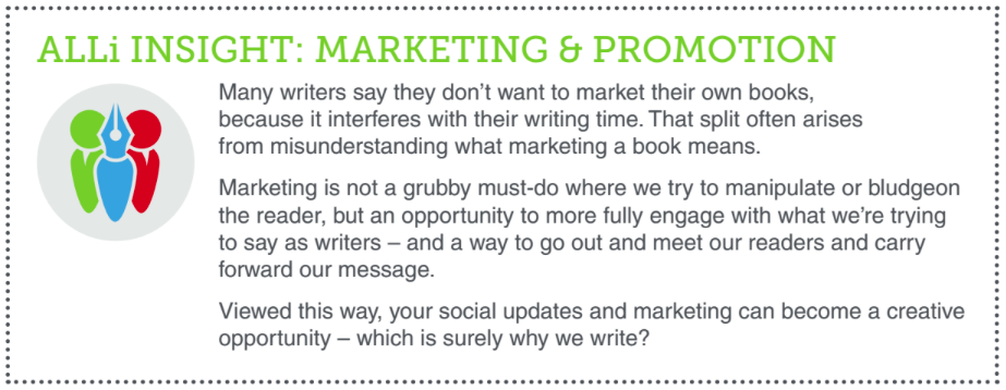 Marketing and Promotion ALLi Insights