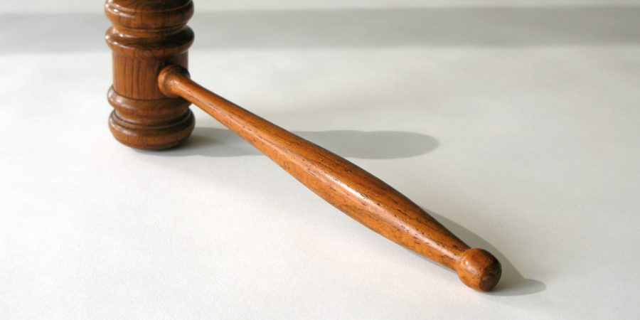 Photo Of A Judge's Gavel