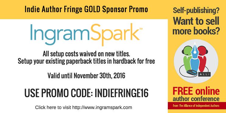 Ingram Spark Offer coupon