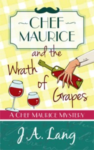 Cover of second Chef Maurice book