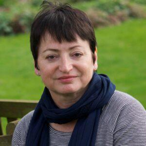 Headshot of Sandra Danby
