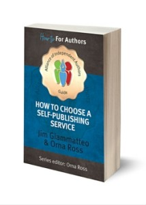 How to Choose a Self-publishing service by ALLi