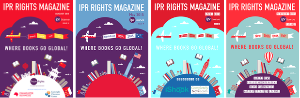 IPR RIGHTS MAGAZINE Cover shots