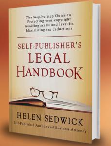 Self-Publisher's Legal Handbook Helen Sedwick