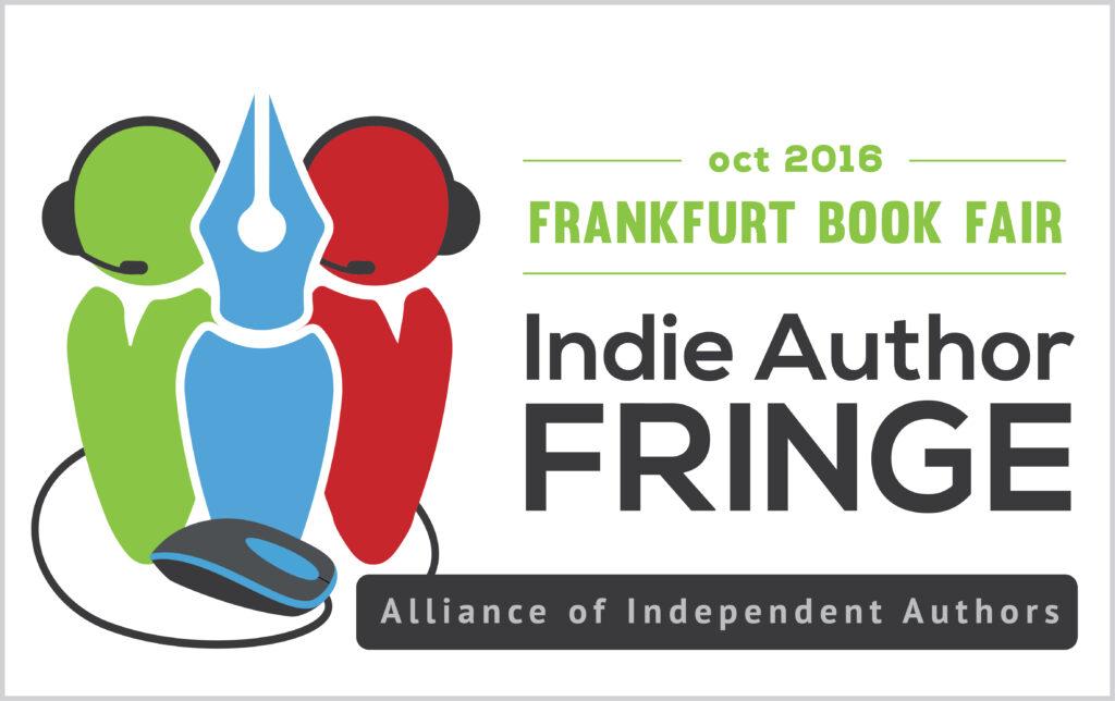 Indie Author Fringe Frankfurt Book Fair