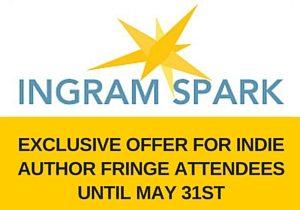 INGRAM SPARK INDIE AUTHOR FRINGE