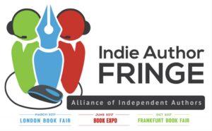 Indie Author Fringe Logo 2017 Combo