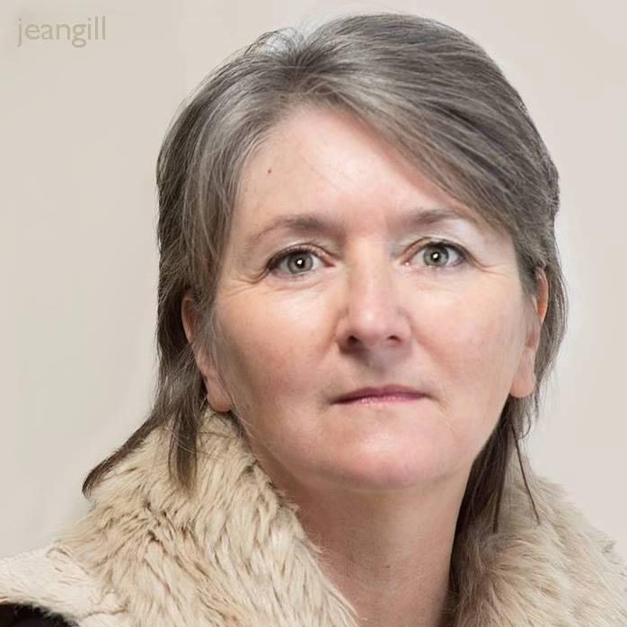 Jean Gill headshot