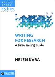 Cover of Writing for Research