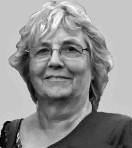 Headshot of Rosalind Minett