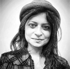 Laxmi Hariharan Indie Author Fringe