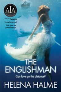 The Englishman cover by Helena Halme