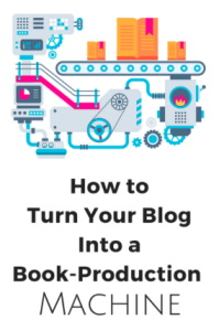 How to Turn your Blog into a book production Indie Author Fringe Giveaway Nina Amir