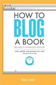 How to Blog a Book Nina Amir