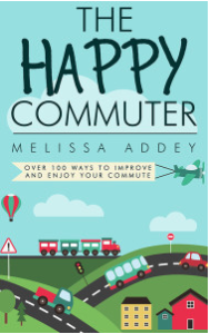 Happy Commuter by Melissa Addey