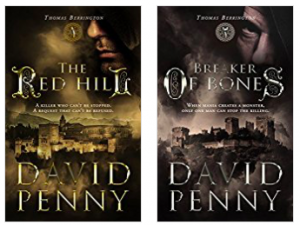 David Penny Giveaway for BookExpo Indie Author Fringe
