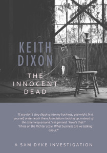 cover of The Innocent Dead