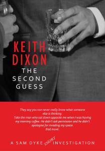cover of The Second Guess