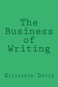 cover of The Business of Writing