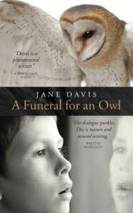 Cover of A Funeral for an Owl