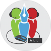 ALLi Pen Logo for Indie Author Fringe IAF